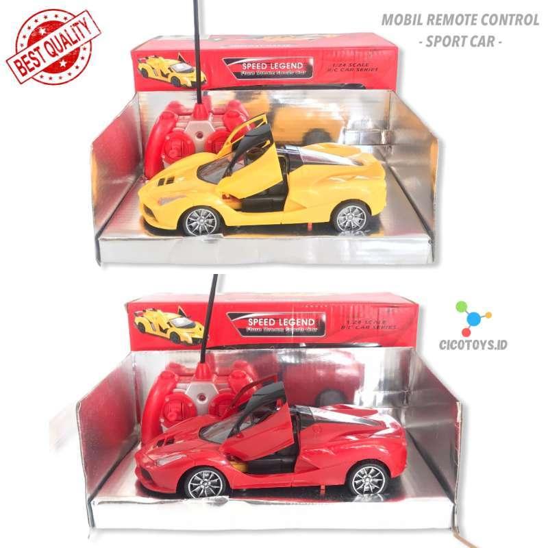 Jual Mobil Remote Control Sports Car Mainan Mobil Remot Kontrol Online November 2020 Blibli