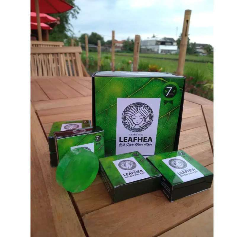 Jual Sabun Collagen Leafhea 12pcs Online April 2021 Blibli