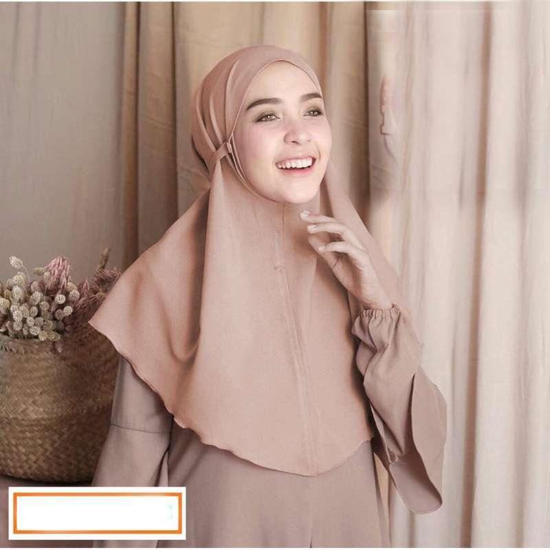 Jual Hijab Bergo Maryam Diamond Italiano Non Pet Online Maret 2021 Blibli