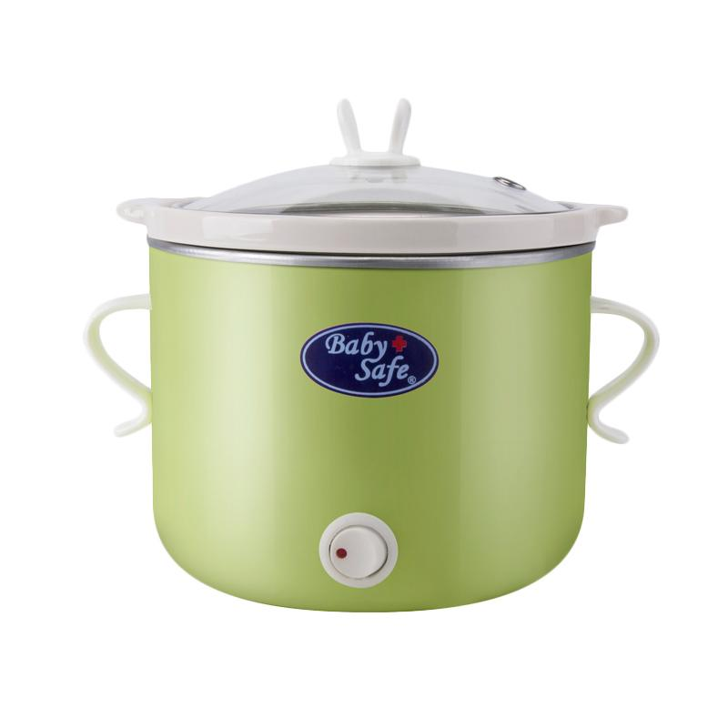 BabySafe LB 008 Slow Cooker with On Off Button