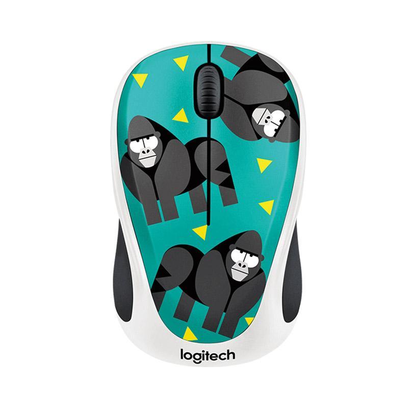 Logitech M238 Gorilla New Wireless Mouse [910-004726]
