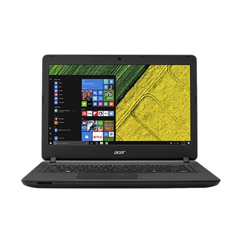 Acer ES1-432-C9B6 Notebook - Black [DC N3350/4GB/500GB/Intel HD/14 Inch/Win10]