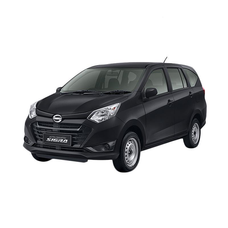 Daihatsu Sigra 1.0 M M-T Mobil - Ultra Black Solid