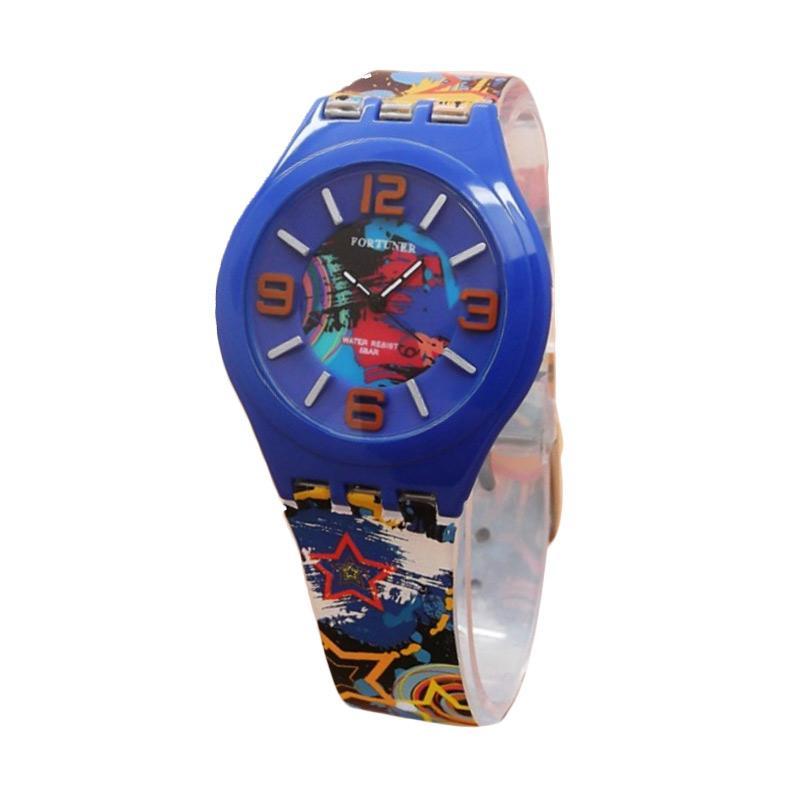 Fortuner FR JA-878 Jam Tangan Anak - Blue