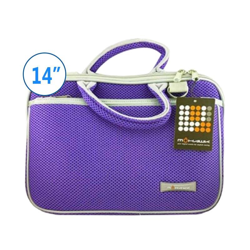 Mohawk 3008 Softcase Tas Notebook - Purple [14 Inch]