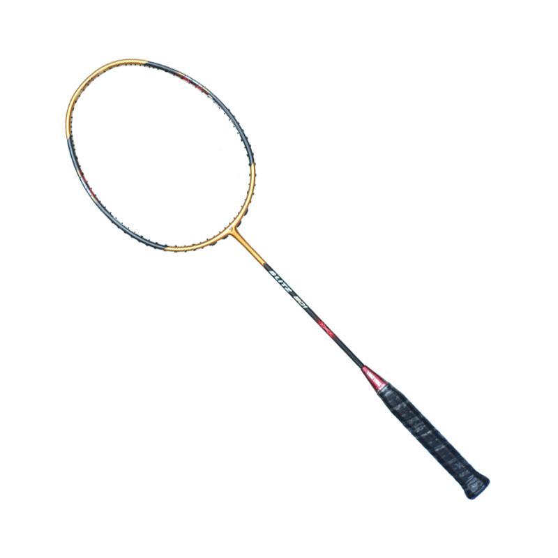 Yang Yang Blitz 801 Raket Badminton - Black Gold