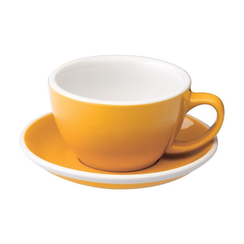 Loveramics Egg Cafe Latte Cup - Yellow [300 mL]