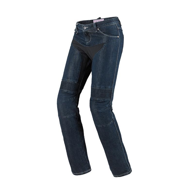 Spidi Furious Lady Blue Jeans Celana Touring