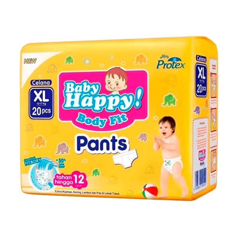 Baby Happy Pants Popok Bayi [Size XL/ 20 pcs]