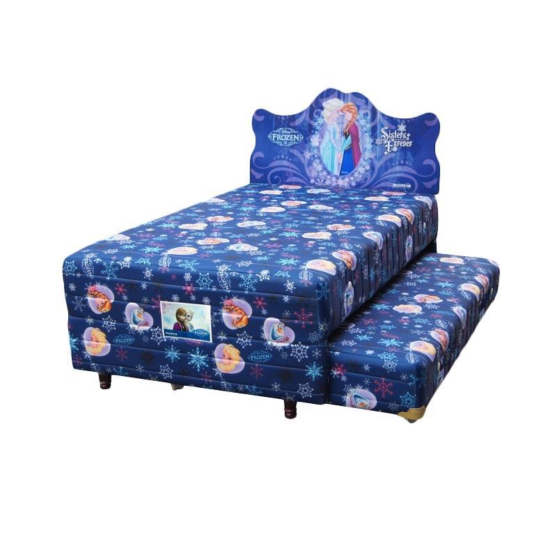 harga FCENTER Big Dream 2in1 Sorong Frozen Set Springbed [Full Set] PULAU JAWA*) Blibli.com