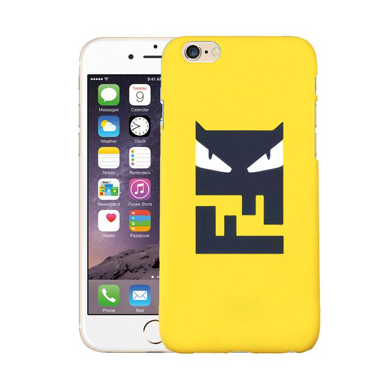 Fendi Givenchy C101 Hardcase Casing for iPhone 6 Plus