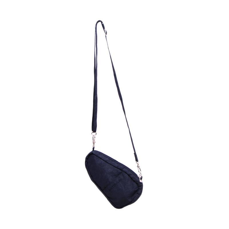 Mockup BSL.02 Mini Bean Sling Bag Tas Wanita - Black