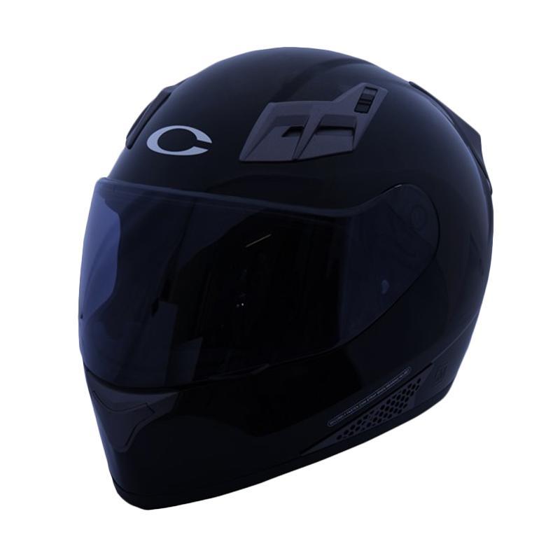 Cargloss New Sport One Helm Full Face - Black Extra diskon 7% setiap hari Extra diskon 5% setiap hari Citibank – lebih hemat 10%