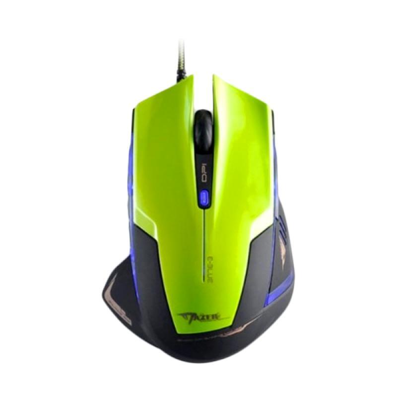 E-Blue Mazer Type-R Optical Gaming Mouse - Green