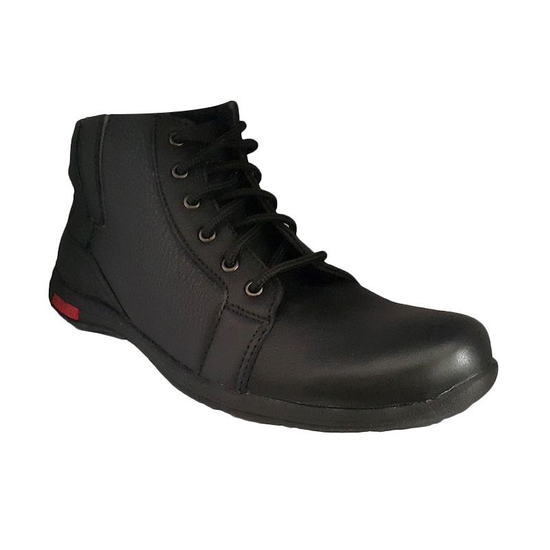Formen FM SBT 01 Ankle Boot genuine leather - Black