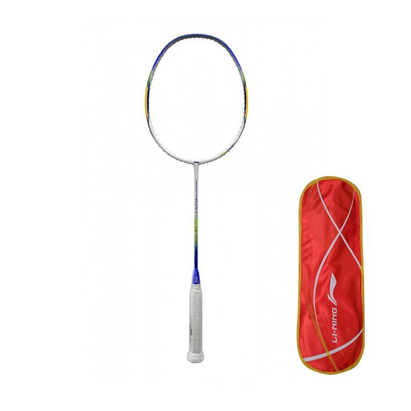 Lining Winstorm 620 Original Raket Badminton - Dark Blue White
