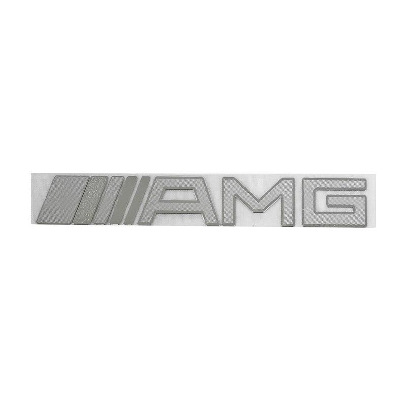 SIV - STI AMG Sticker Aksesoris Body Mobil [10 x 1.5 cm]
