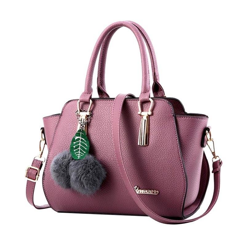 Annies Fashion Wiolletha Tas Wanita - Purple