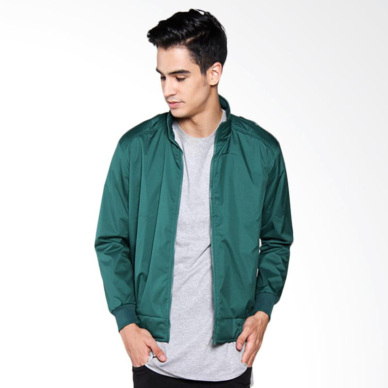 Bafash Jaket Mens Sportwear Windcheater - Green
