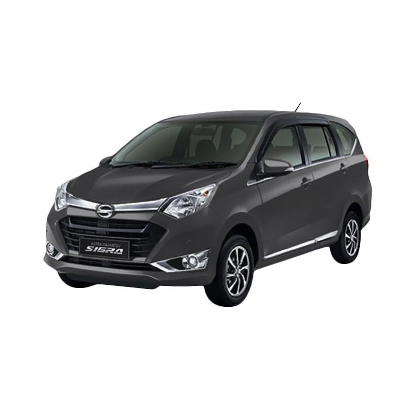 Daihatsu Sigra 1.0 D M/T Mobil - Dark Grey Metallic