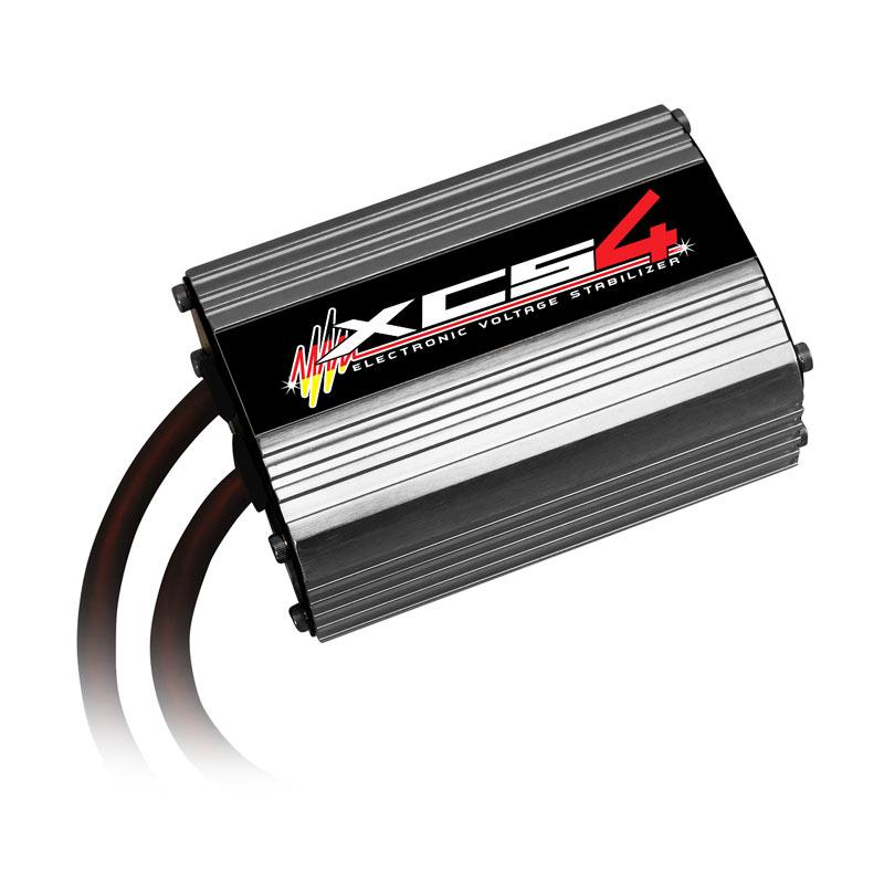Hurricane XCS 4 Voltage Stabilizer Mobil