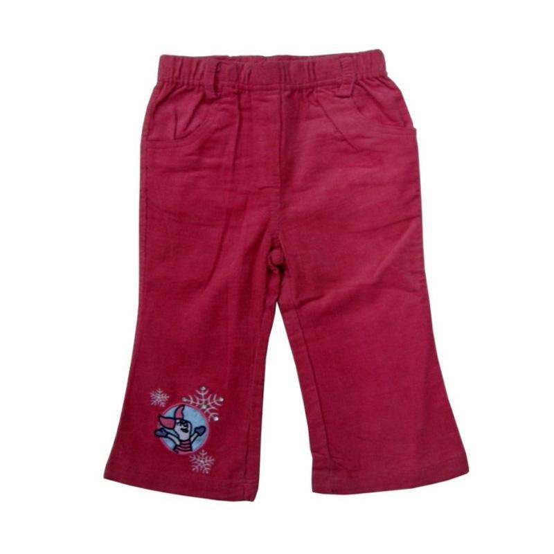 Wonderland Pink Codorai Celana Jeans Anak Perempuan - Pink