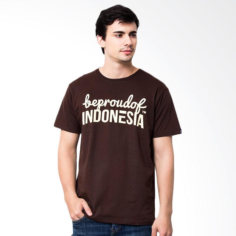 Be Proud of Indonesia Logo Atasan Pria - Choco Extra diskon 7% setiap hari Extra diskon 5% setiap hari Citibank – lebih hemat 10%