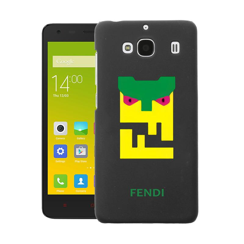 Fendi Givenchy C97 Hardcase Casing for Xiaomi Redmi 2