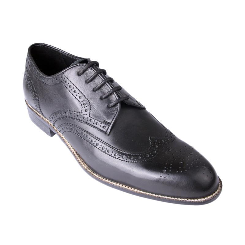 Ftale Footwear Darius Mens Shoes - Italian Black