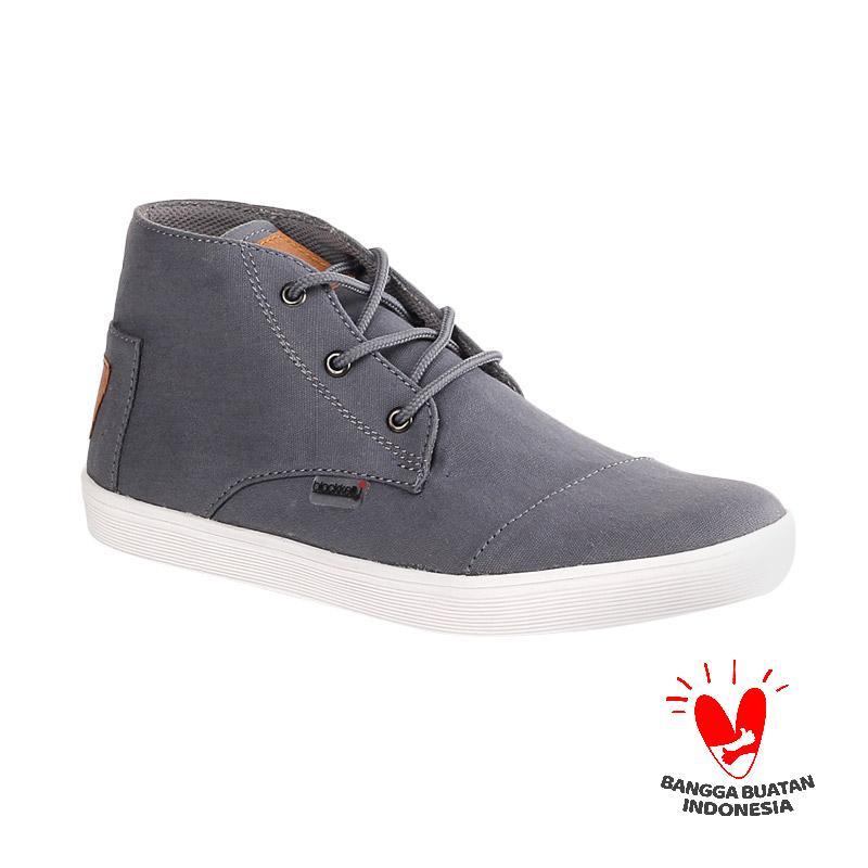 Blackkelly LMF 947 Meyers Sepatu Sneakers - Abu-Abu