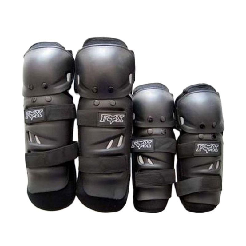 FOX Deker Protektor Pelindung Lutut Dan Kaki