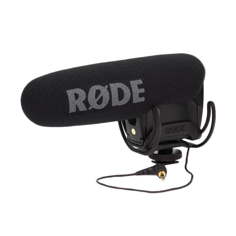 harga Rode VideoMic Pro Rycote Original Microphone - Ladang Blibli.com