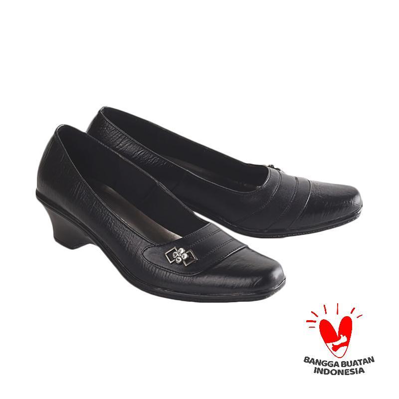Blackkelly LDX 980 Sepatu Formal Wanita - Hitam
