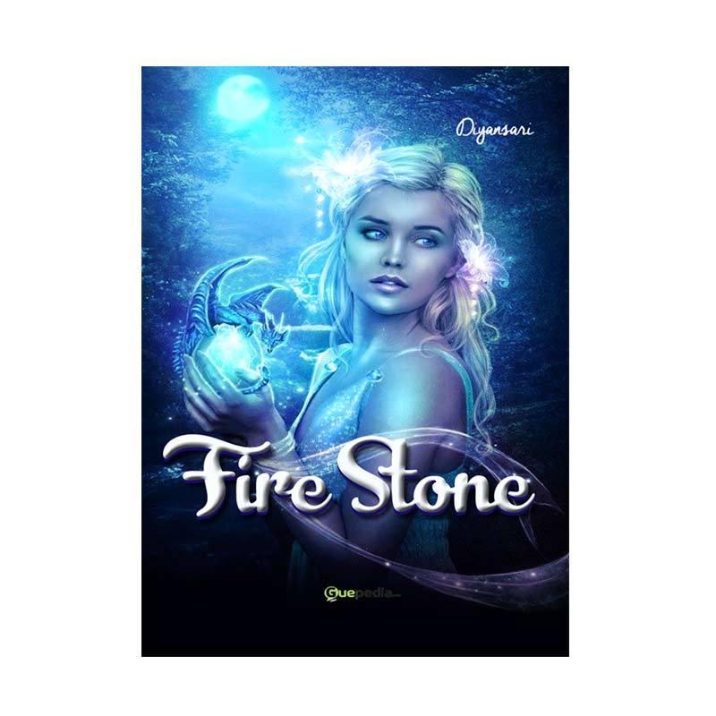 Guepedia Fire Stone by Diyansari Buku Fiksi