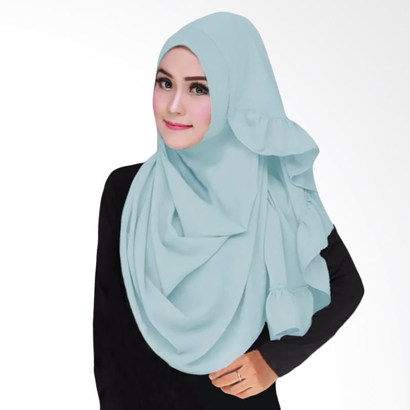 Kus Group Sarah Hijab Instant - Sky blue