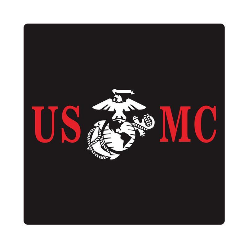 Kyle United States Marine Corps Cutting Sticker