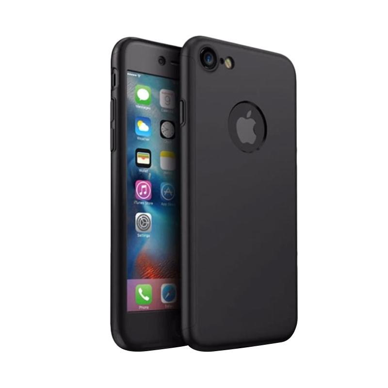 Tunedesign TPU 360 Casing for iPhone 7 - Black