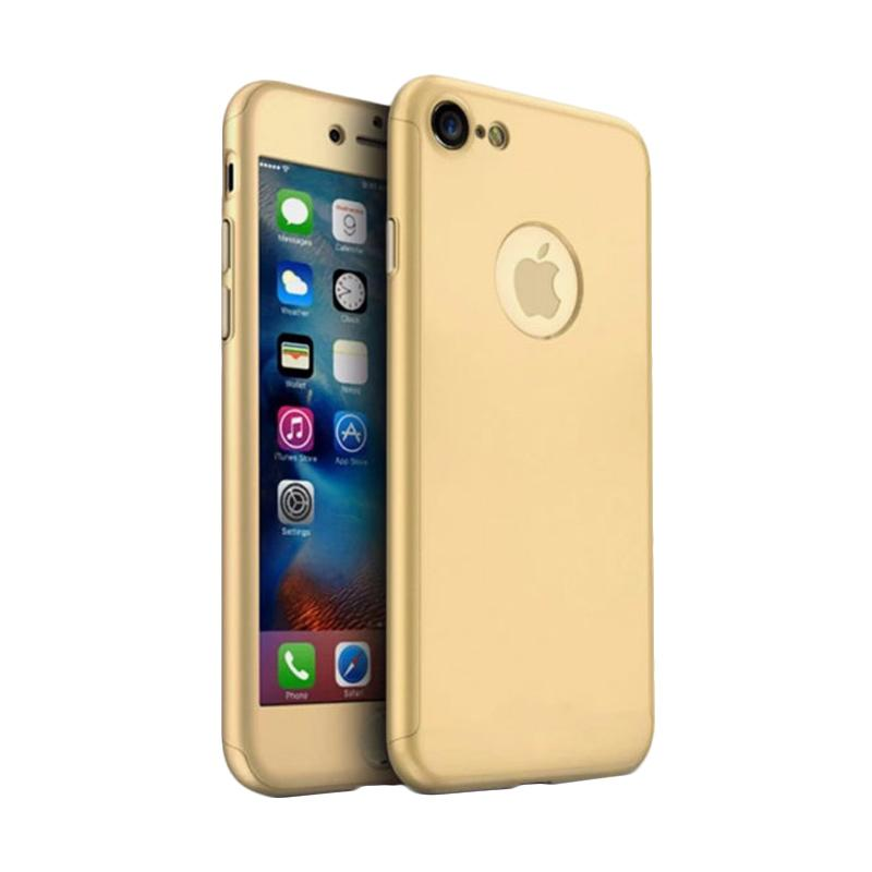 Tunedesign TPU 360 Casing for iPhone 7 - Gold
