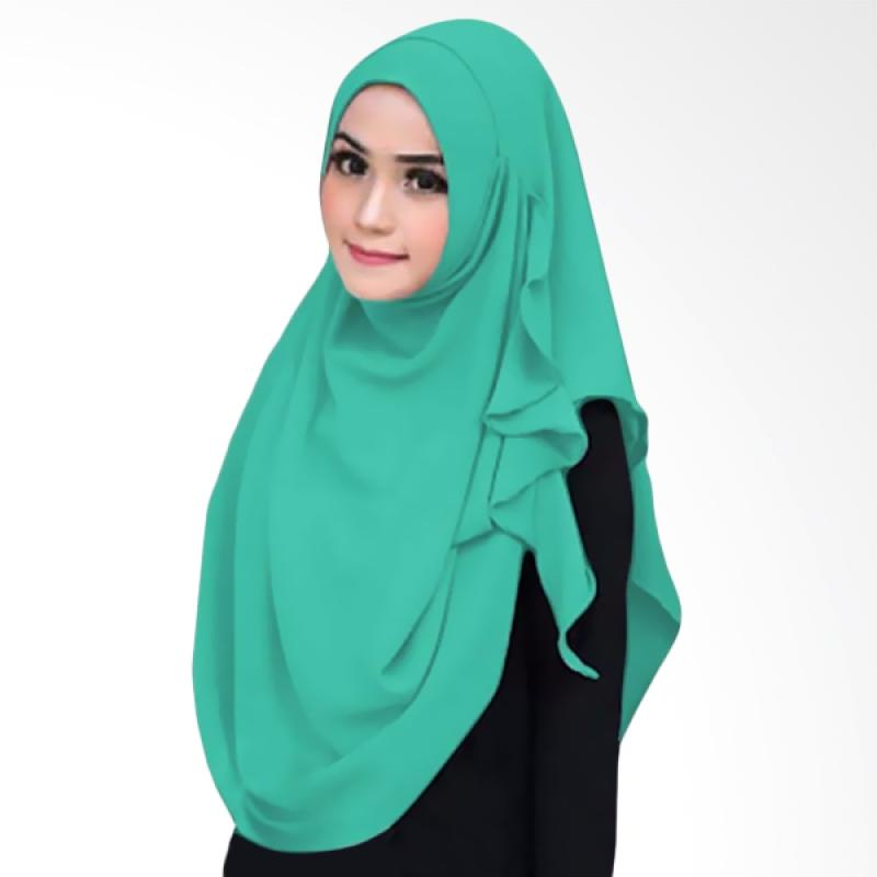 Kus Group Hijab Instant Flowing - Tosca
