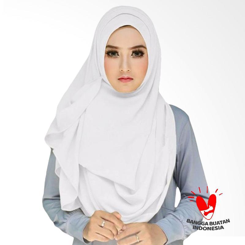 Kus group Hijab Tazkia Kerudung - Putih