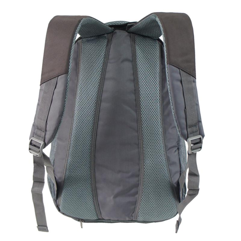 Polo Design Rain Cover Backpack Tas Pria QH 95001G - Coffee