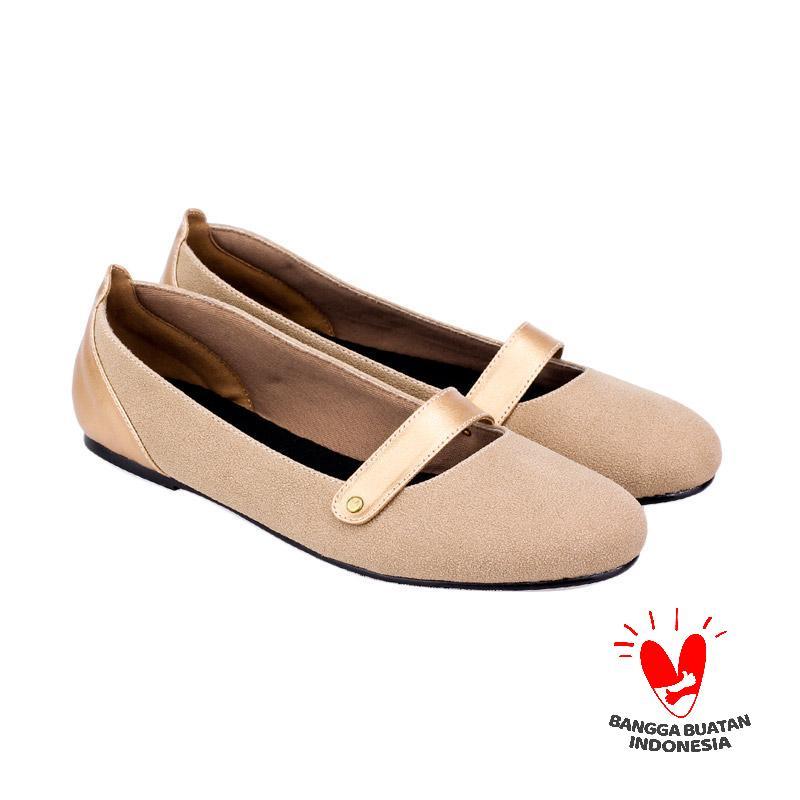Raindoz Woman Ansley Sepatu Wanita - Cream