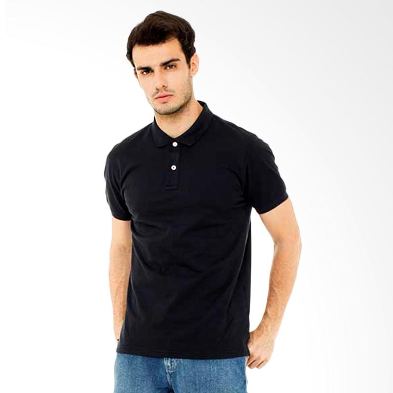 Svperbia T-Shirt The Essential Kaos Polo Pria - Black Extra diskon 7% setiap hari Extra diskon 5% setiap hari Citibank – lebih hemat 10%