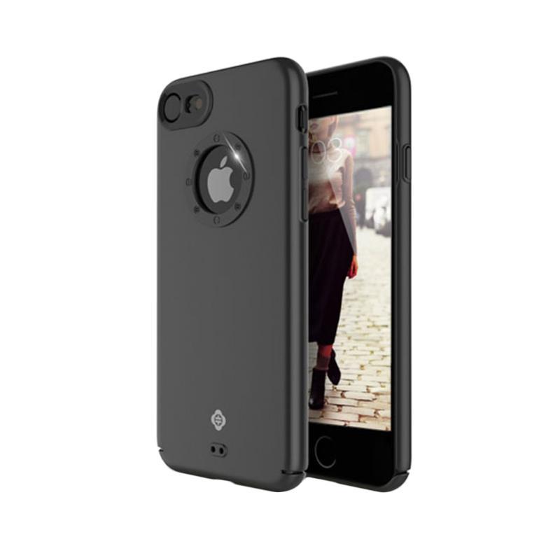 Totu Basis Series Casing for iPhone 7 - Jet Black