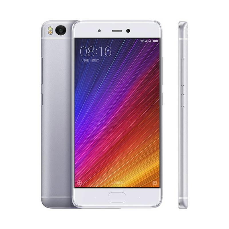 Xiaomi Mi 5S Smartphone - Silver [128GB/ 4GB]