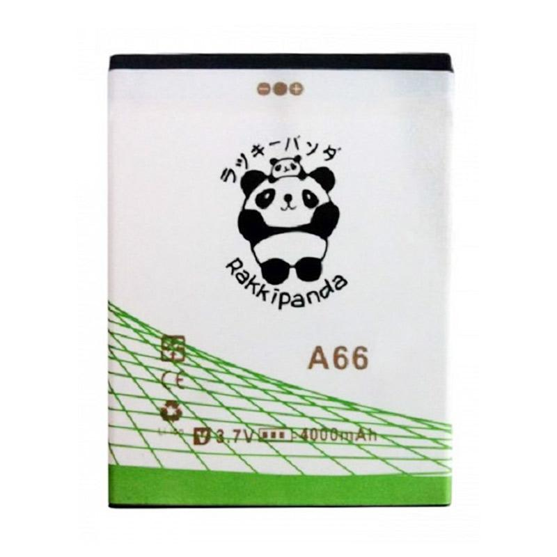 RAKKIPANDA Double Power IC Baterai for Evercoss A66