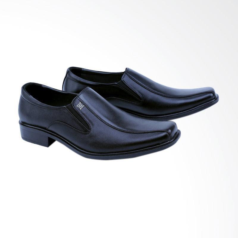 Garsel Sepatu Formal Pria - Hitam GJT 0015
