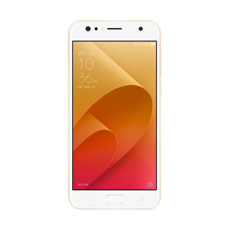 Asus ZenFone 4 Selfie ZD553KL Smartphone - Sunlight Gold [64GB/ 4GB]
