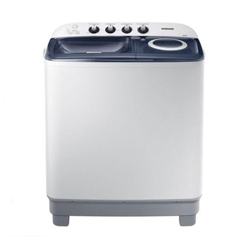 harga Samsung WT85H3210MB/SE Mesin Cuci [Twin Tub / 8.5 kg] Blibli.com