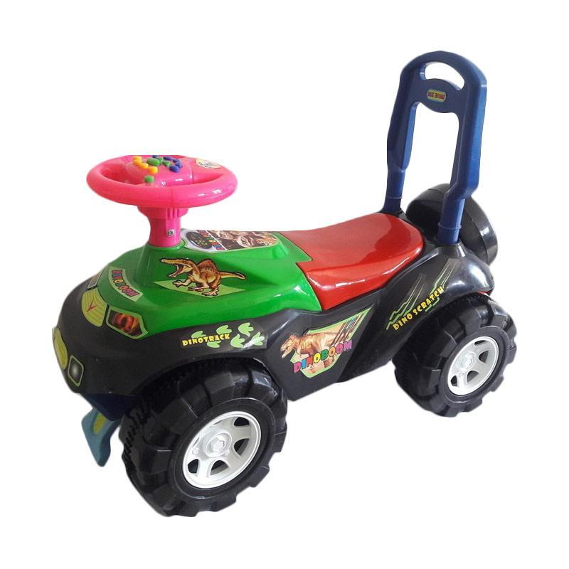 Jual Mikiwa Mobil Mobilan Anak Dino Car Online Oktober 2020 Blibli Com